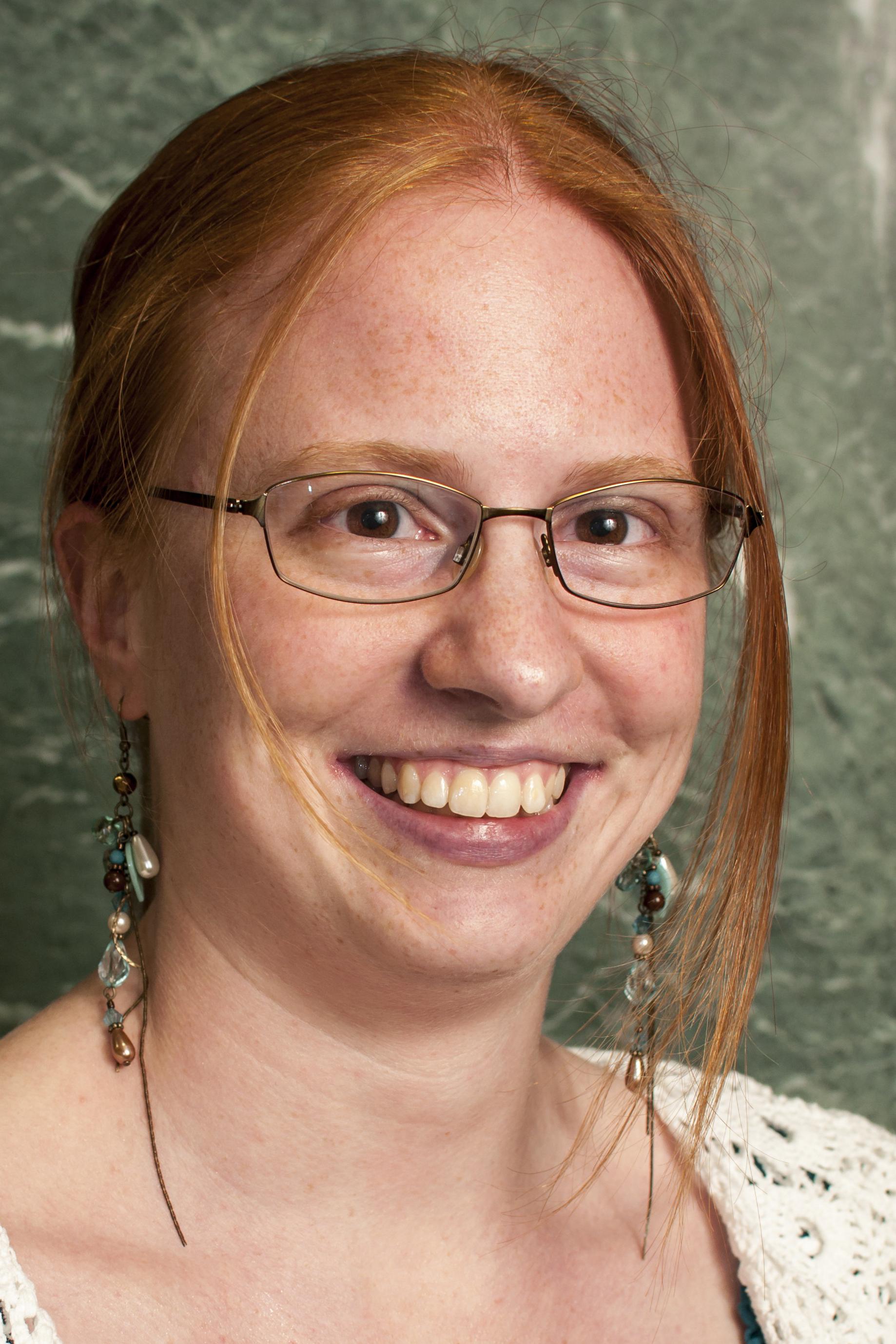 Dr. Andrea Biedermann. Bild: Manfred Maurer
