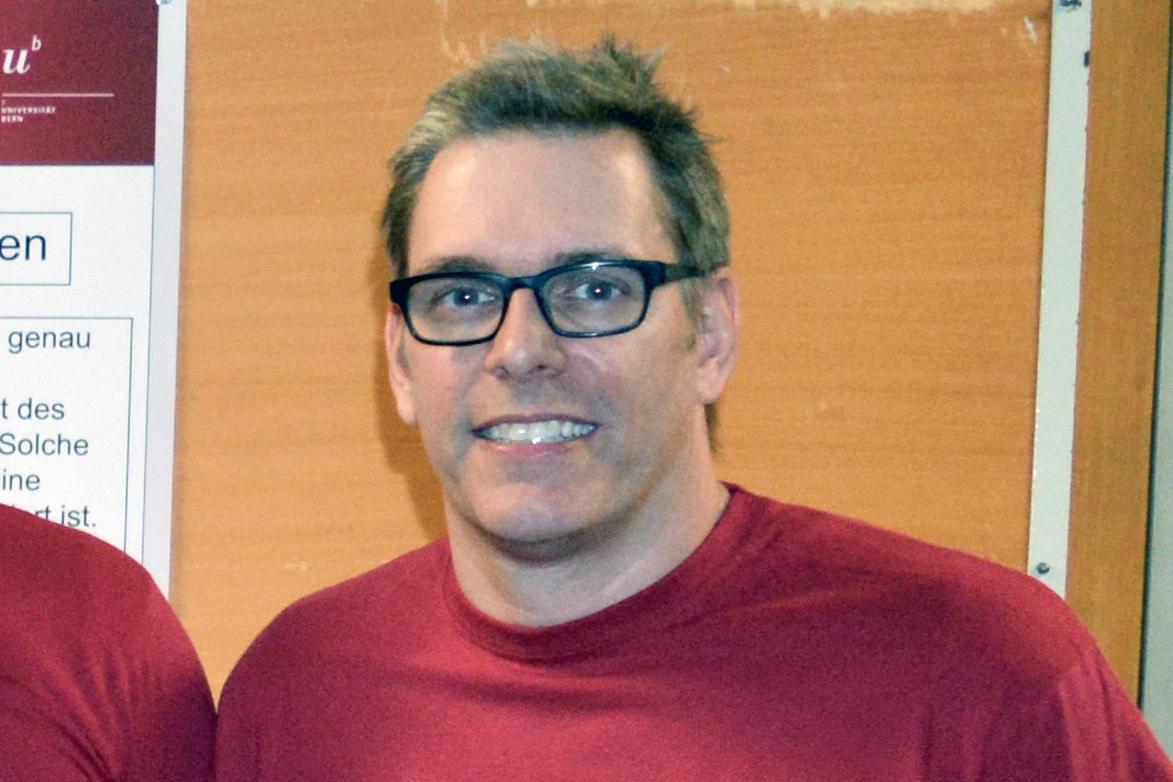 Dr. Christopher Broeg, Projekt-Manager der CHEOPS-Mission. © NCCR PlanetS
