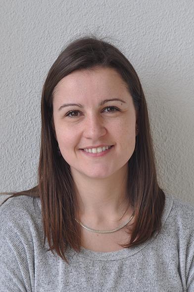 Dr. Nathalie Ségaud. Bild: Philipp Melle, DCB, Albrecht group