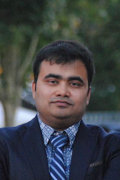 Dr. MD Sarwar Hossain Sohel. Bild: Abu Siddique
