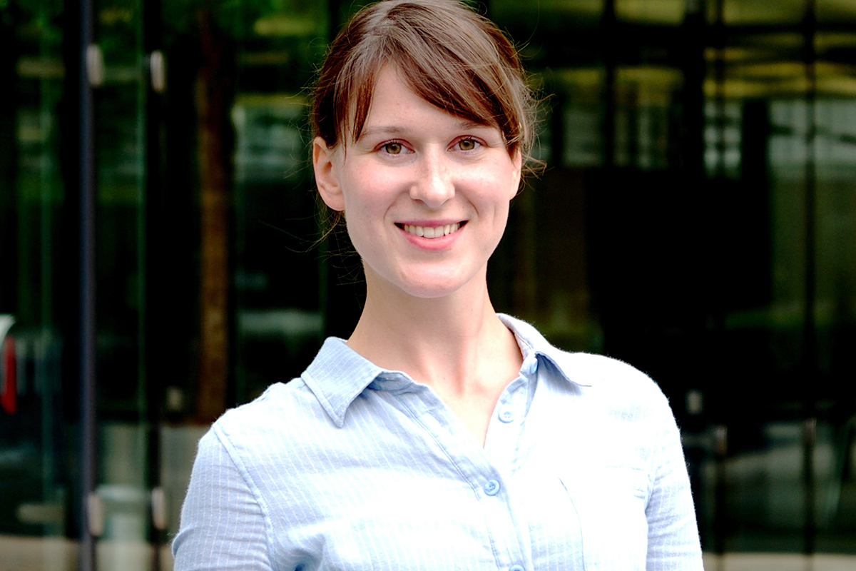 Dr. Katja Schlegel, Institute of Psychology. Image: Courtesy of Katja Schlegel.