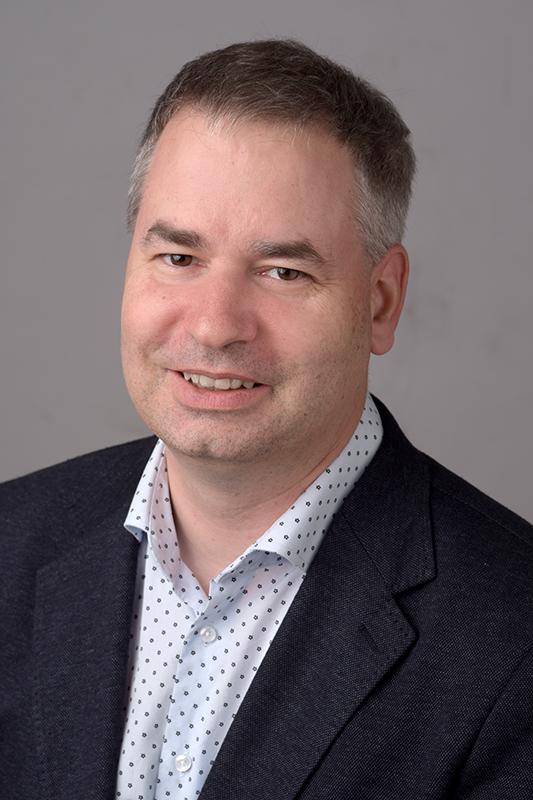 Prof. Dr. Adrian Jäggi, Astronomisches Institut der Universität Bern (AIUB). © zvg