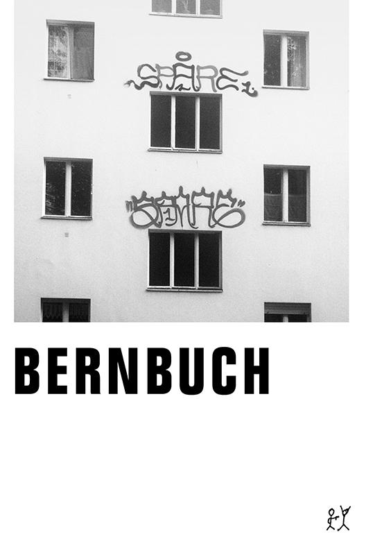 Das Bernbuch entstand 2015 in einer Zusammenarbeit des Gastprofessors David Wagner mit seinen Studierenden. © Verbrecher Verlag