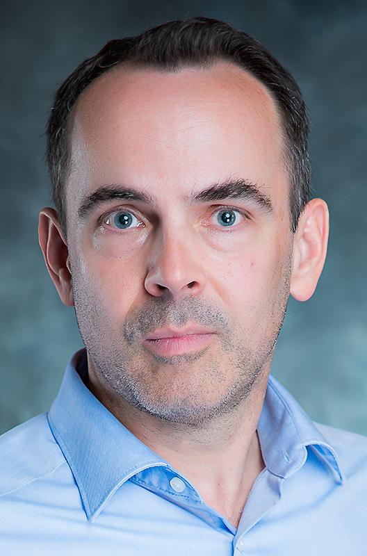 Projektleiter Prof. Dr. Oliver Lubrich, Institut für Germanistik, Universität Bern. © zvg