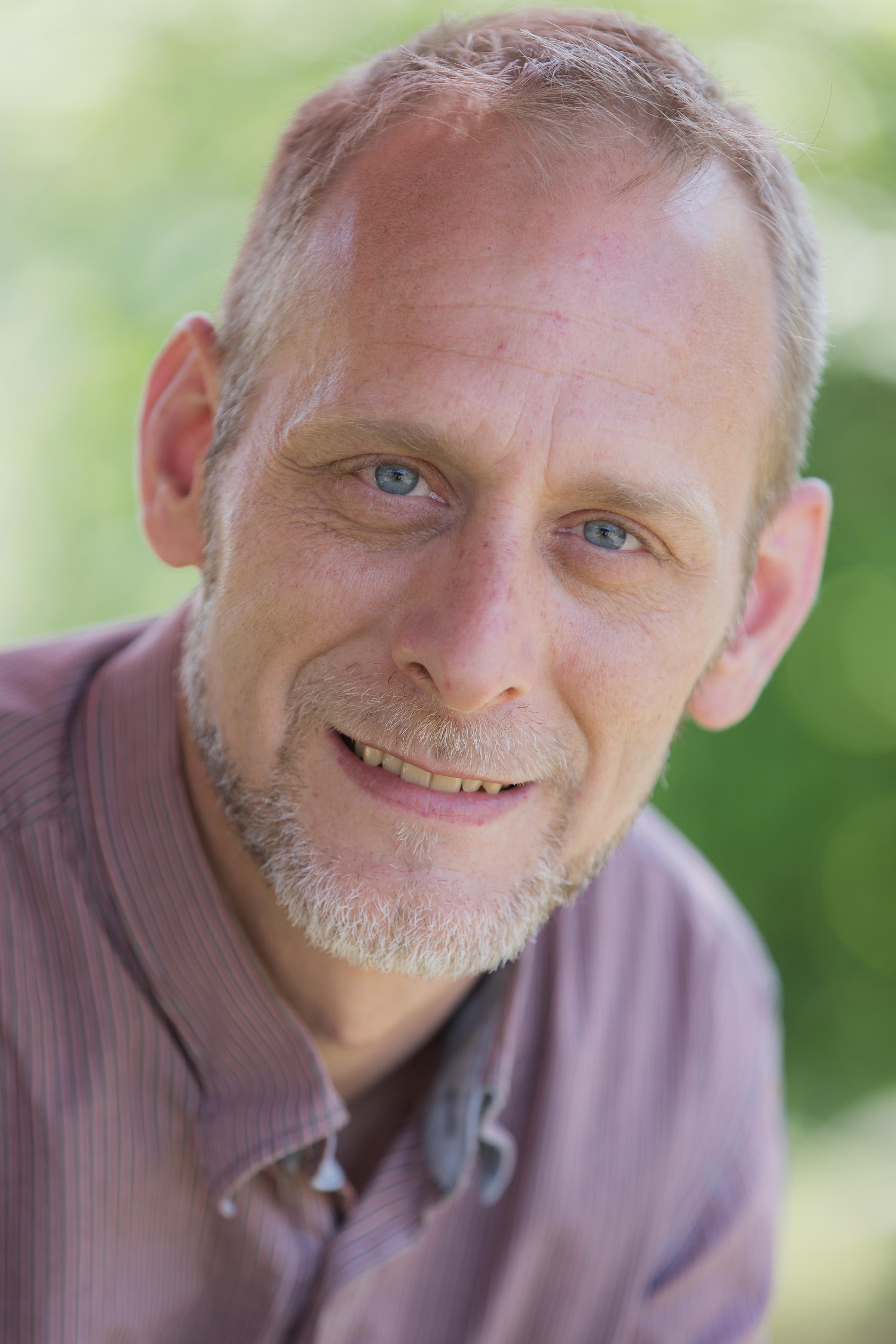 Prof. Dr. Christian Parisod, Institut für Pflanzenwissenschaften. © Bernard Landon