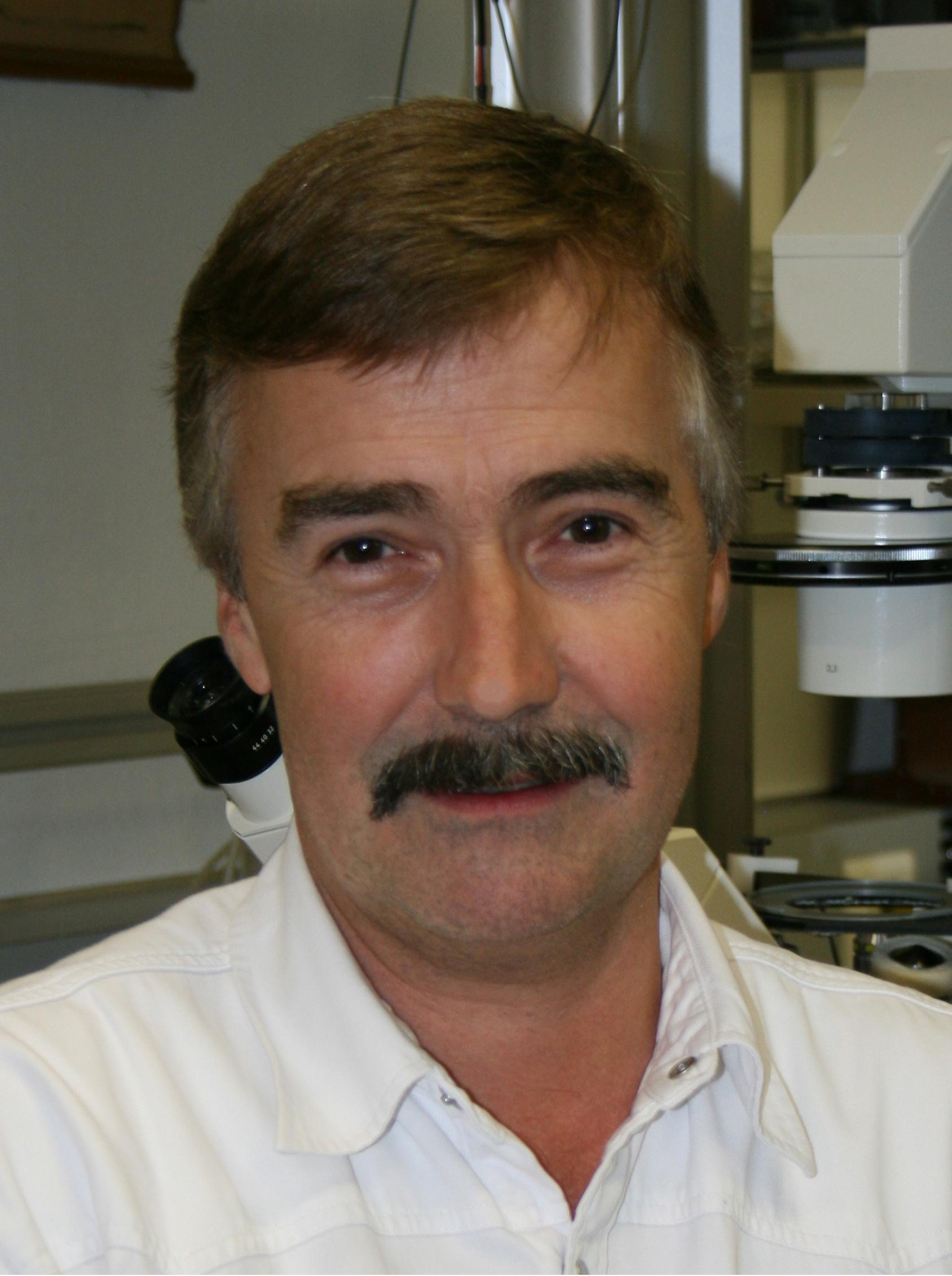 Prof. Dr. Stephan Rohr, Institut für Physiologie, Universität Bern. Bild: zvg