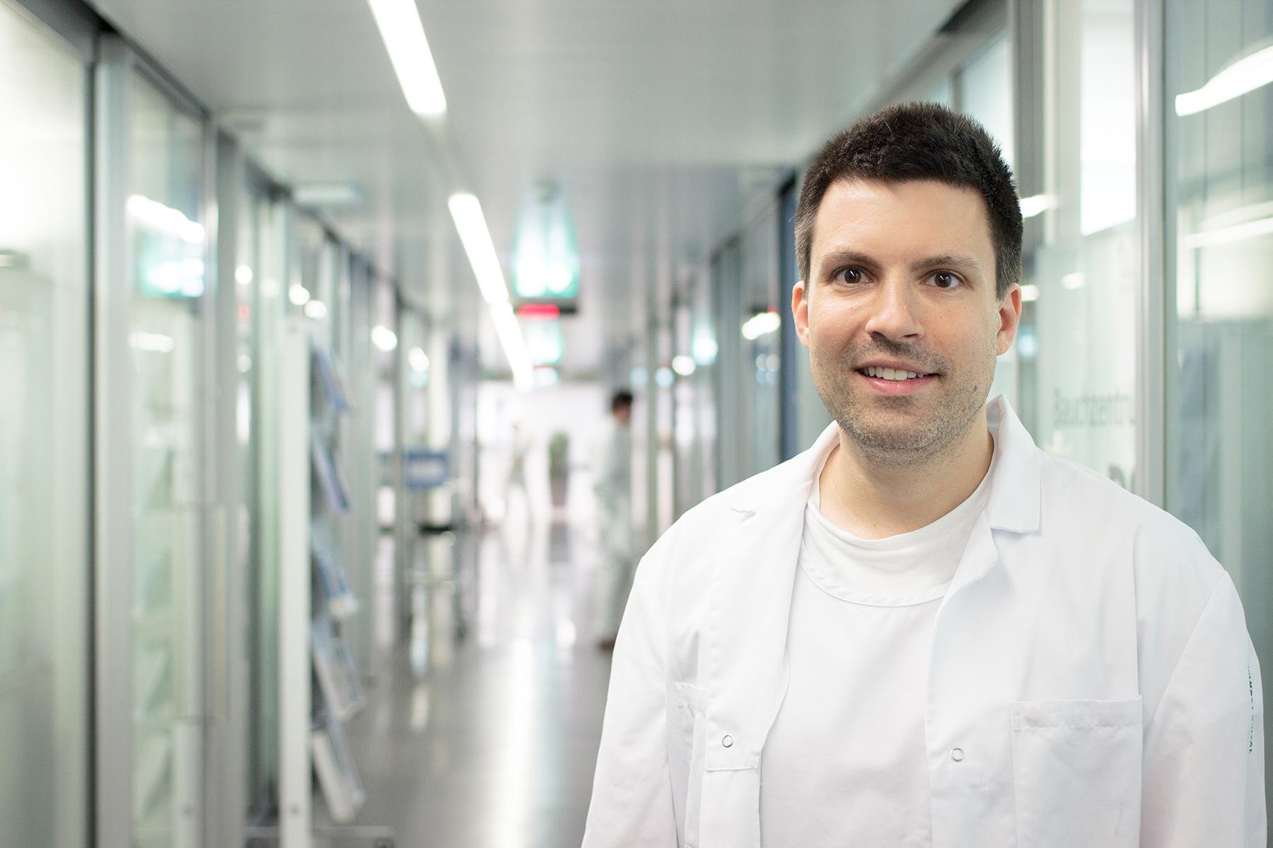 Dr. Niklas Krupka. Bild: zvg