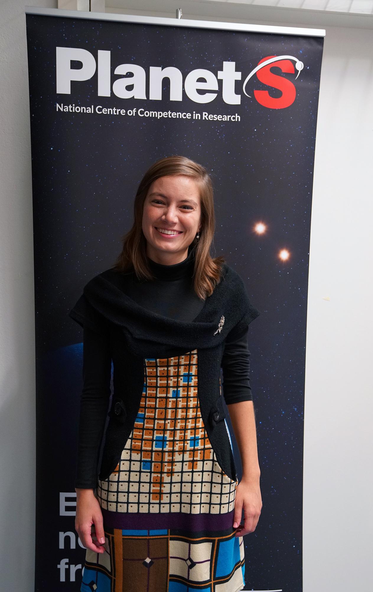 Dr. Julia Venturini, NFS PlanetS. © NFS PlanetS