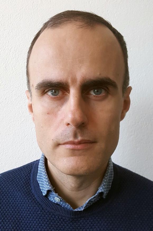 Dr. Ciro Pistillo, Albert Einstein Center for Fundamental Physics (AEC) und Laboratory for High Energy Physics (LHEP), Universität Bern. Bild: zvg.