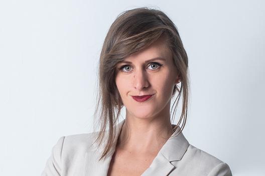 Studienautorin MSc Noémi Nagy, Institut für Psychologie, Abteilung Arbeits- und Organisationspsychologie, Universität Bern. © zvg