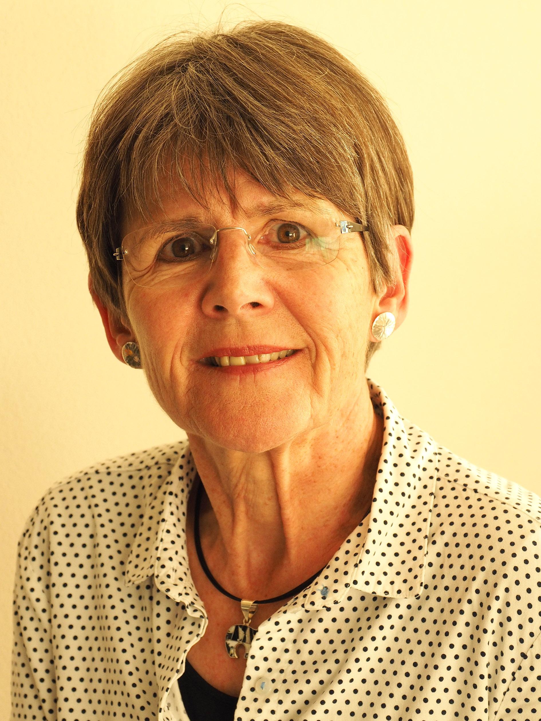 Prof. Dr. Marianne Geiser Kamber, Institut für Anatomie, Universität Bern. Bild: zvg