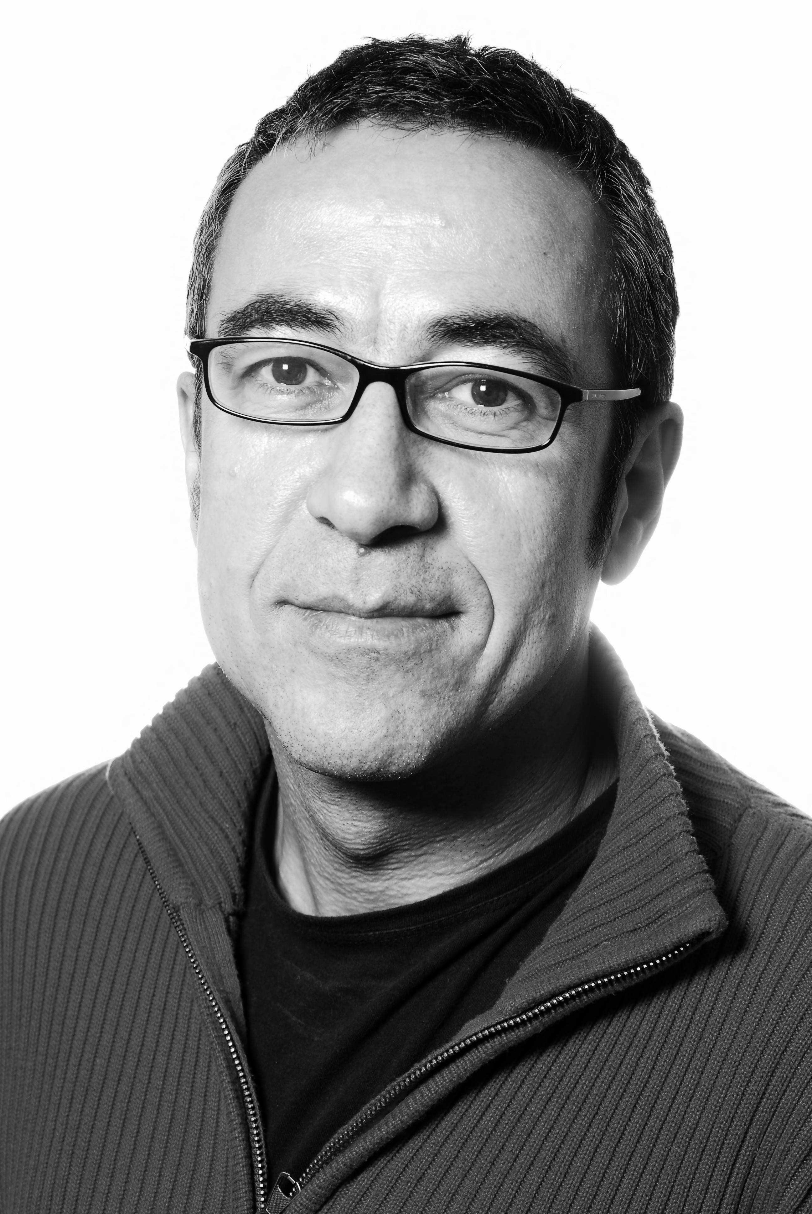 Prof. Dr. Laurent Excoffier. © SIB Swiss Institute of Bioinformatics, Bild: Nicolas Righetti, Lundi13