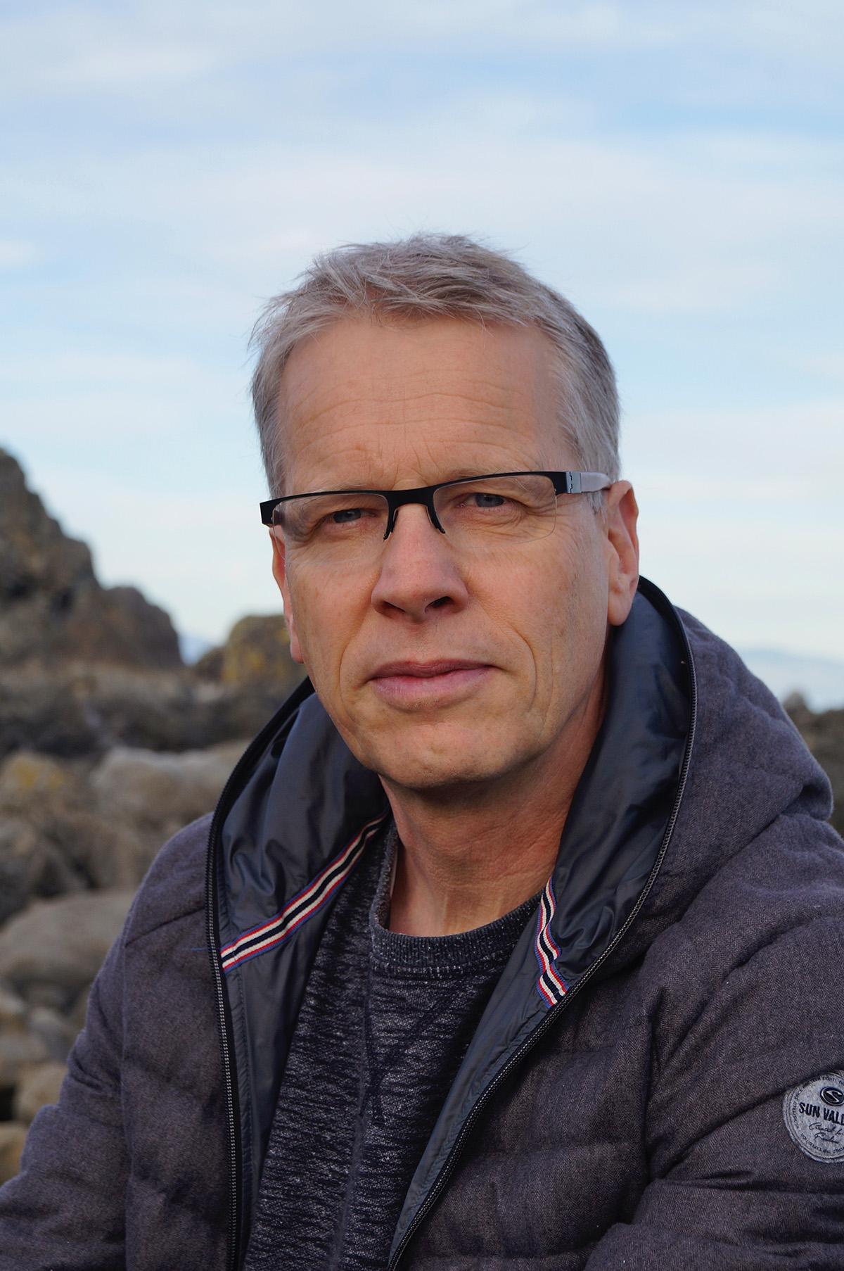Prof. Dr. Marco Herwegh, Institut für Geologie, Universität Bern. Bild: zvg.