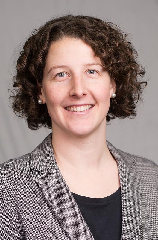 Studienautorin MSc Christa Nater, Institut für Psychologie, Sozialpsychologie und Soziale Neurowissenschaft, Universität Bern. © zvg