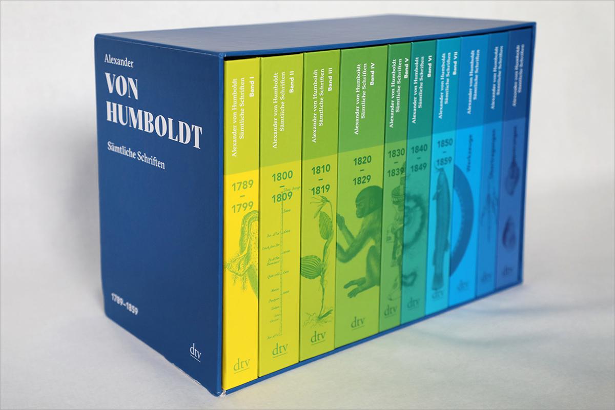 «Sämtliche Schriften», herausgegeben von Oliver Lubrich und Thomas Nehrlich, erschienen bei dtv.