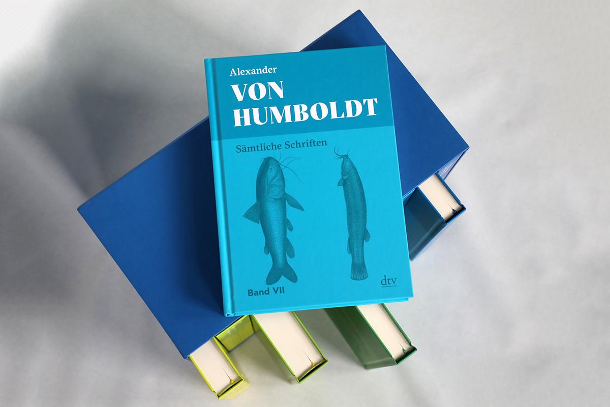 «Sämtliche Schriften», Band VII, herausgegeben von Oliver Lubrich und Thomas Nehrlich, erschienen bei dtv.