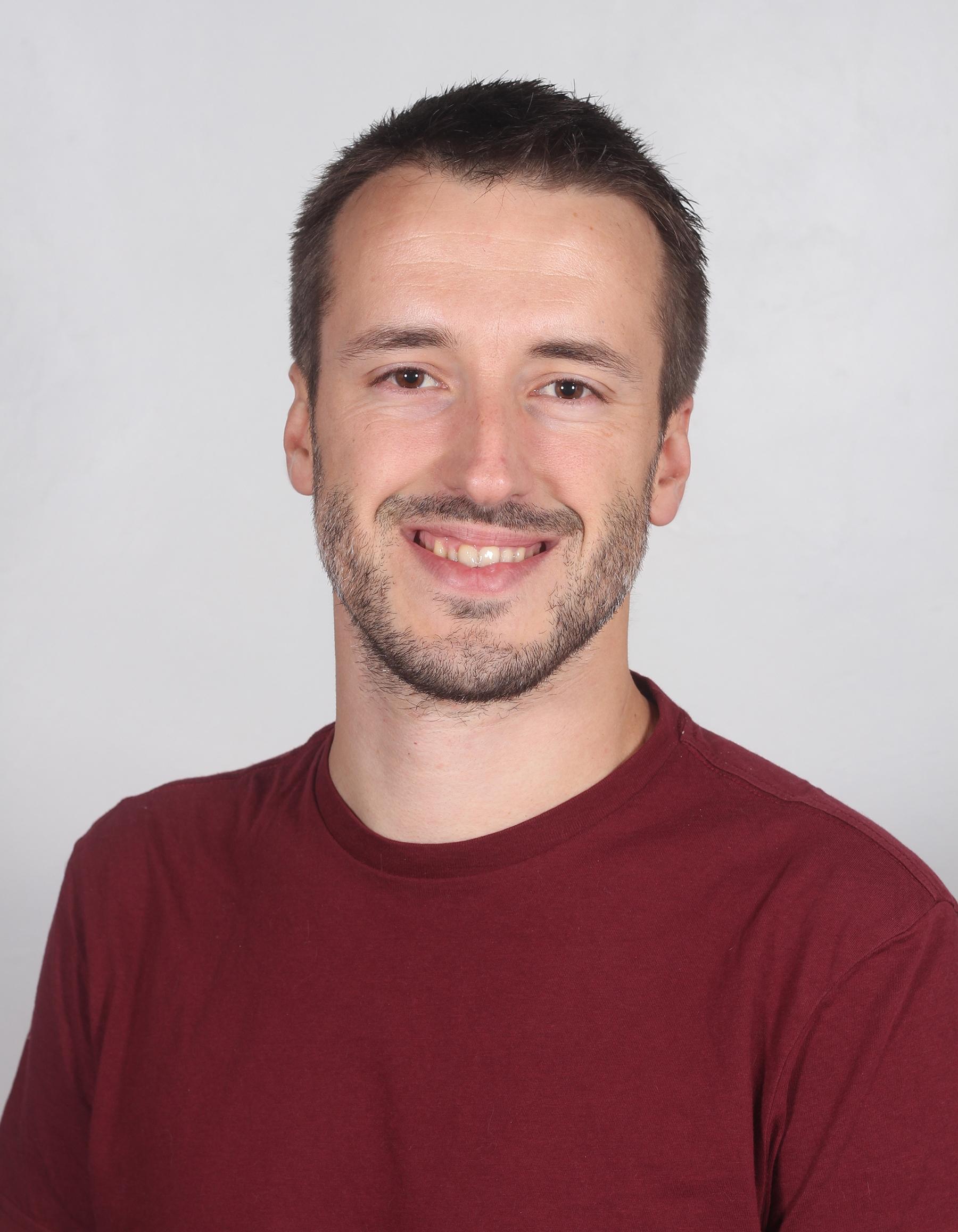 Dr. Pierre Lanari, Institut für Geologie, Universität Bern. Bild: zvg.