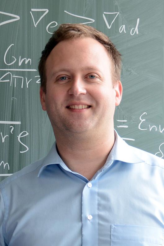 Christoph Mordasini Physikalisches Institut, Weltraumforschung und Planetologie (WP) Universität Bern  © Universität Bern