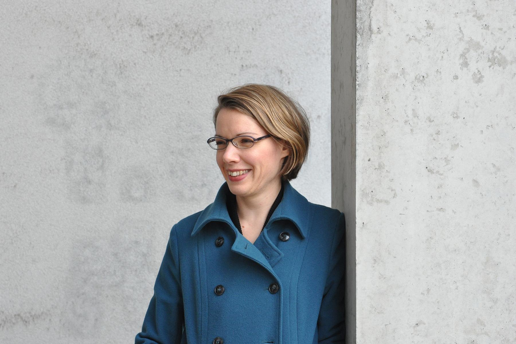 Prof. Dr. Julia Richers, Studienleitung der Osteuropa-Studien Bern-Fribourg ©zvg