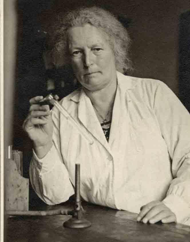 Gertrud Woker - Serie Wissenschaftlerinnen der Uni Bern