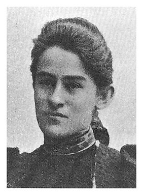 Anna Turmakin: Die Philosophin wurde als erste Frau in Bern habilitiert.