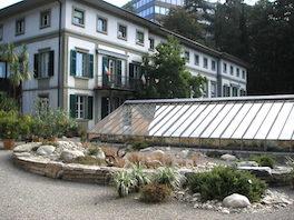 Botanischer Garten Hauptgebäude West
