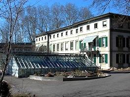 Botanischer Garten Hauptgebäude Ost