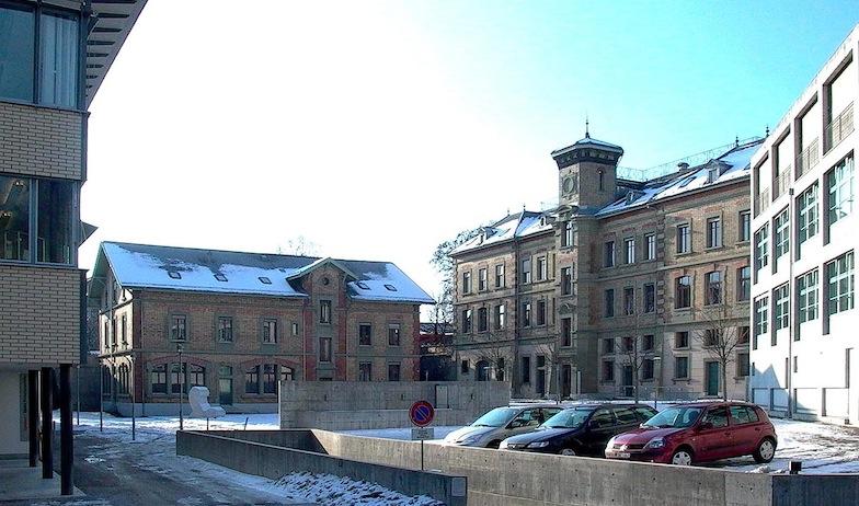 Hof Uni Engehalde