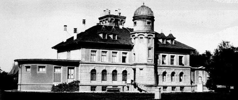 Observatorium um1822