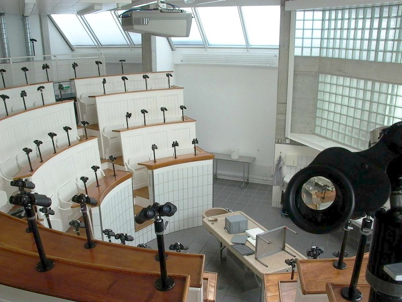 Autopsiehörsaal