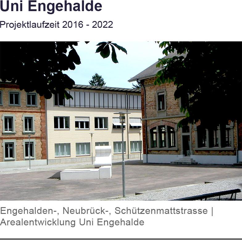 Areal Uni Engehalde