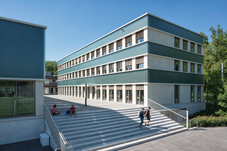 Neues Institutsgebäude