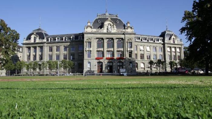 Hauptgebäude Universität Bern