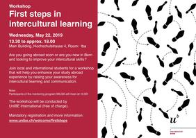 Workshop First Steps in Intercultural Learning