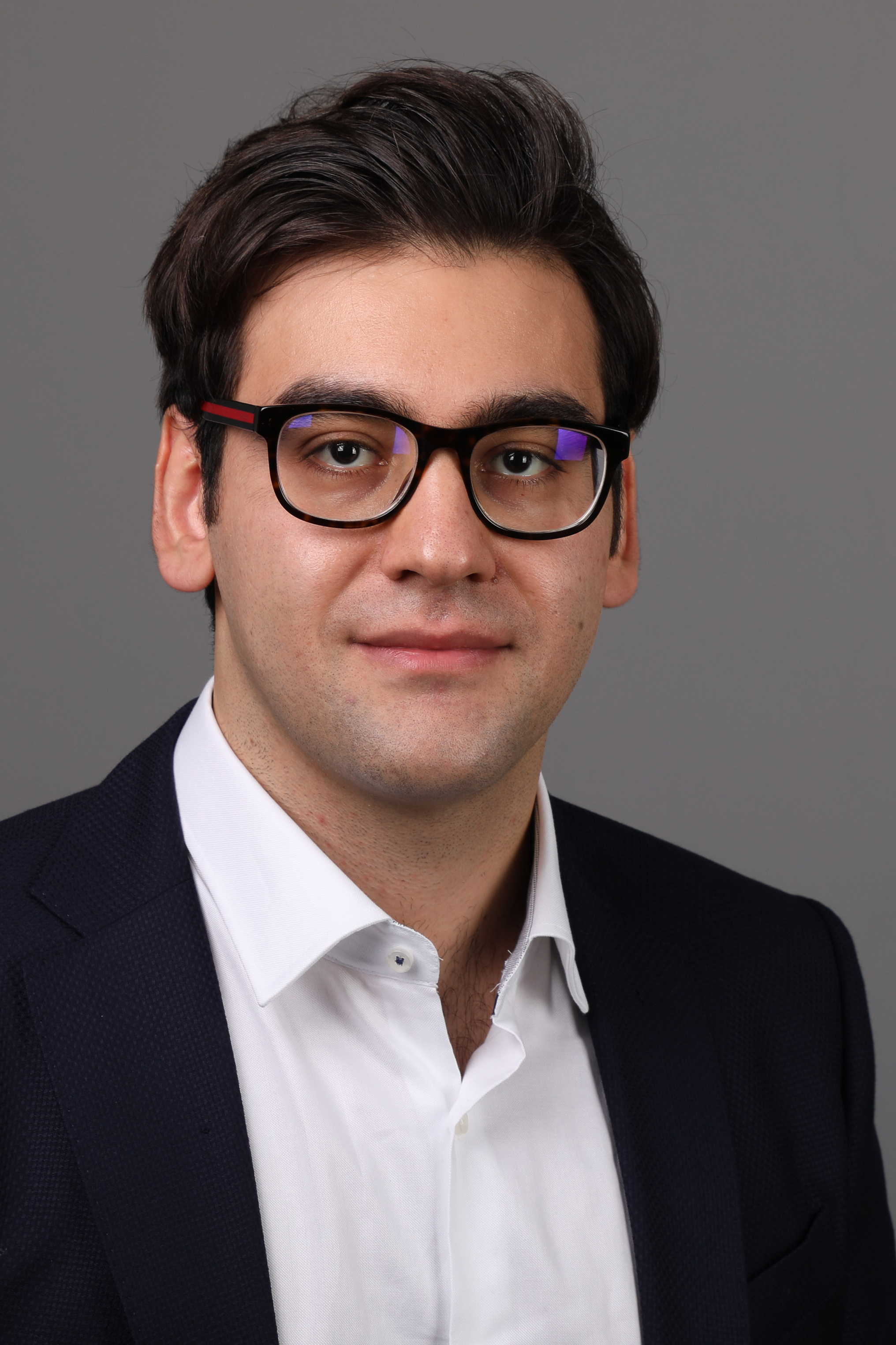 Hadi Zolfaghari  © ARTORG Center, Universität Bern