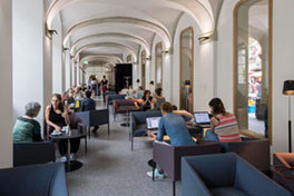 Dining Halls and Cafeterias - University of Bern